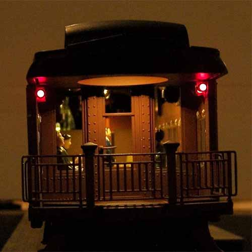 Special Passenger Car Lighting