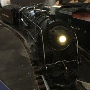 Electric RR Company Upgrade Items