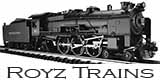 Royz Trains Logo