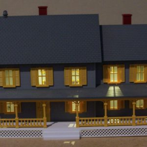 Building, Specialty Lighting, Simulation Kits and Support Items